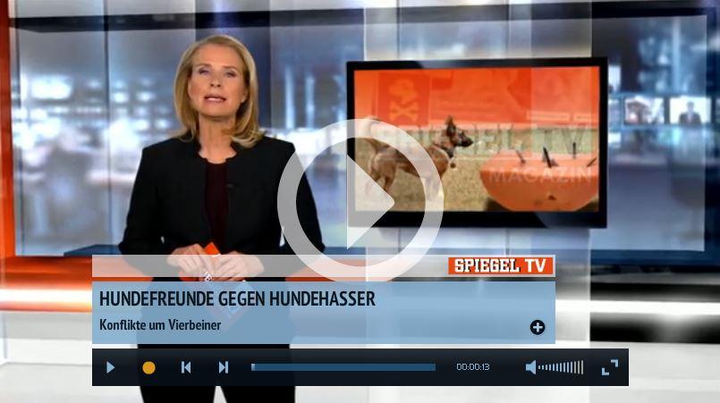 Spiegel Online - Hundehasser gegen Hundefreunde